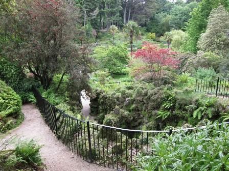 Сад Пауэрскорт